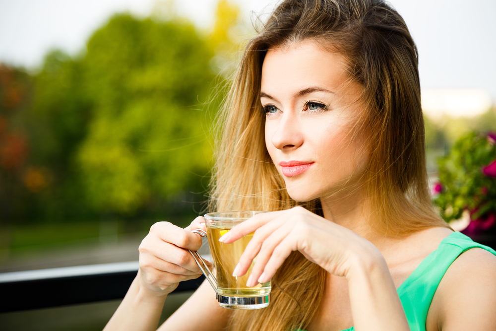 tea energy weight loss