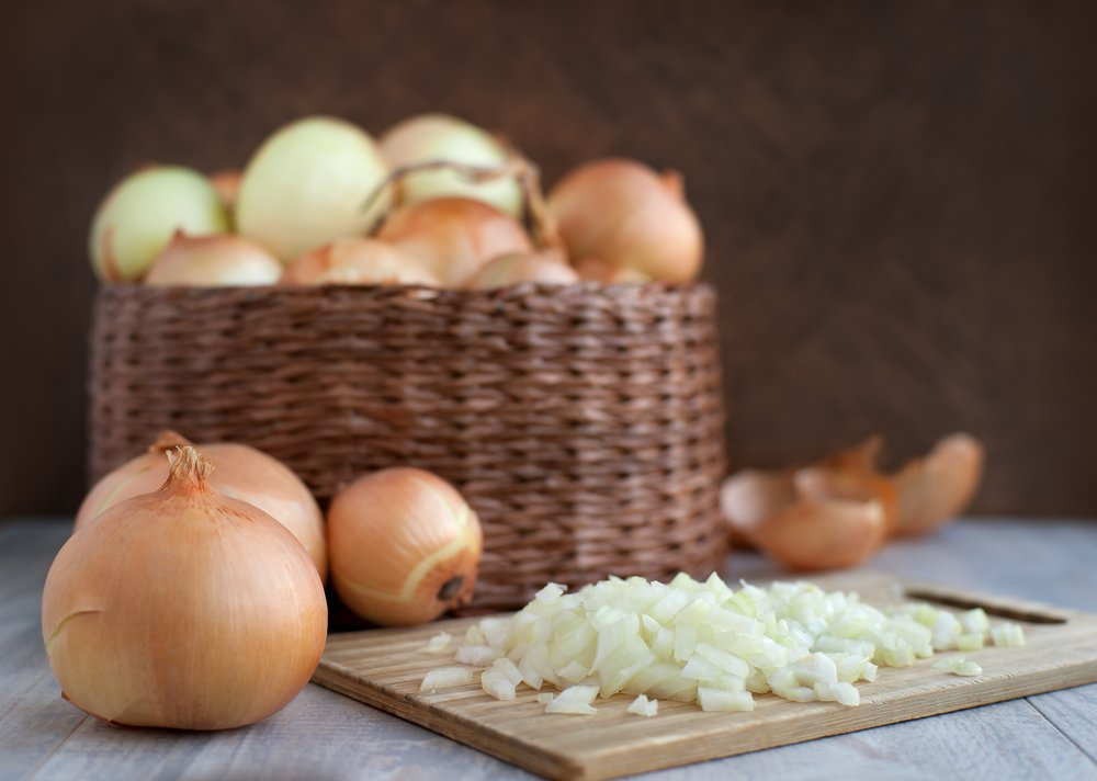 onions raw