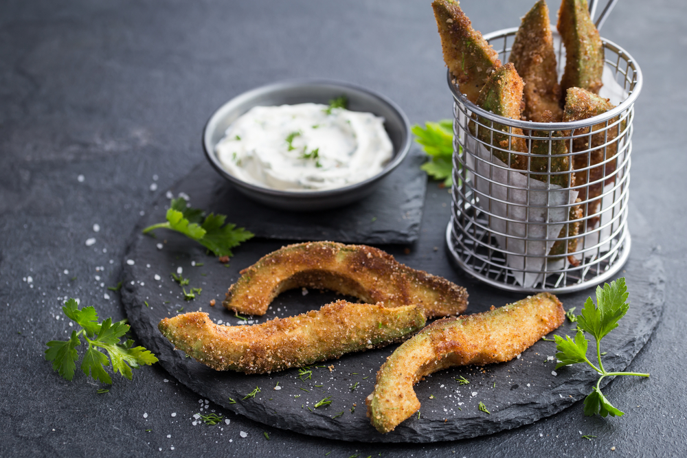 avocado fries avocados