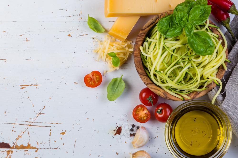 pasta salad spiralizer