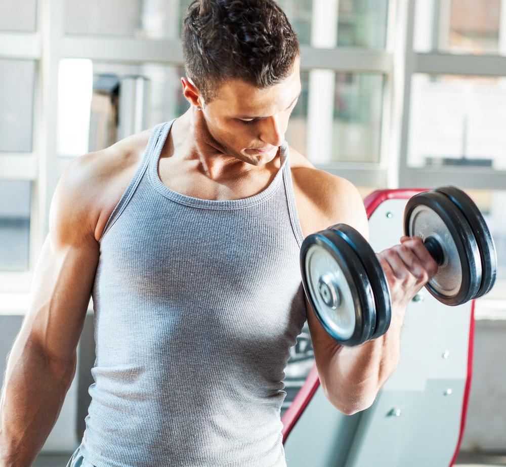 lift weights gain weight