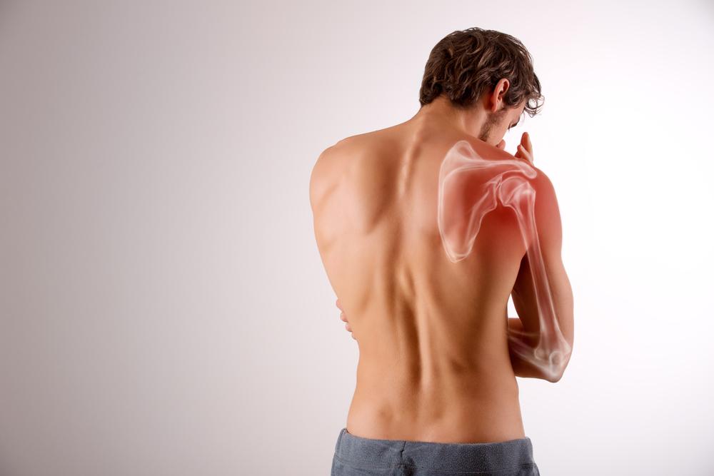 bone discomfort dislocated shoulder