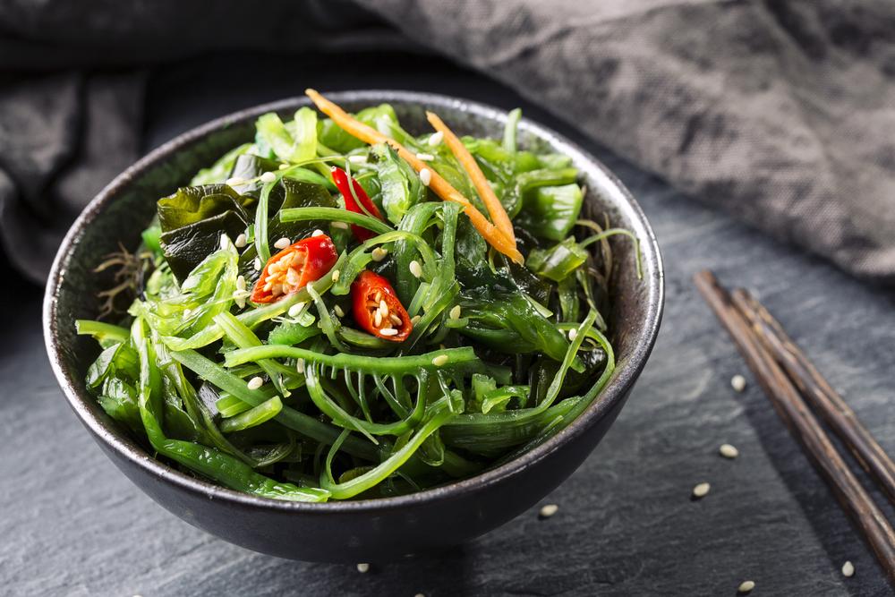 seaweed foods trends