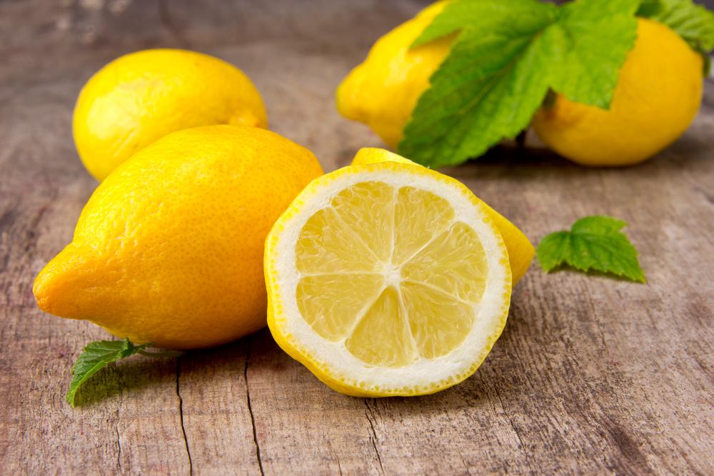 Ayurvedic diet lemons