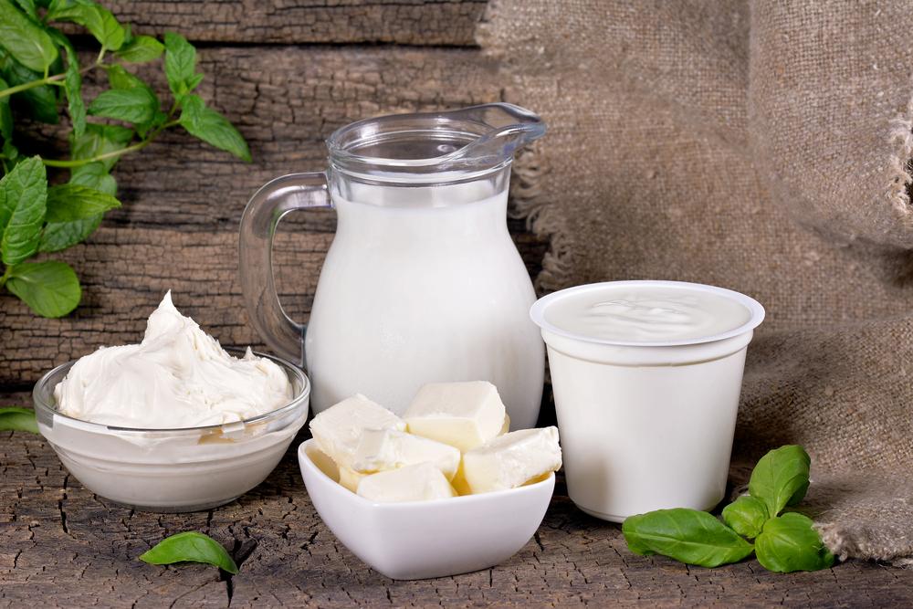 nutrients goat's milk