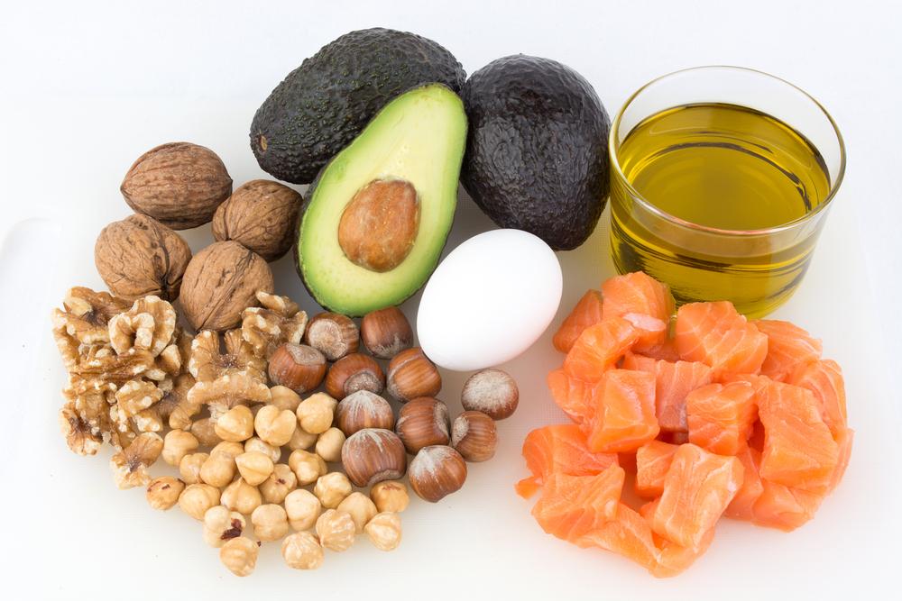 avocado egg oil