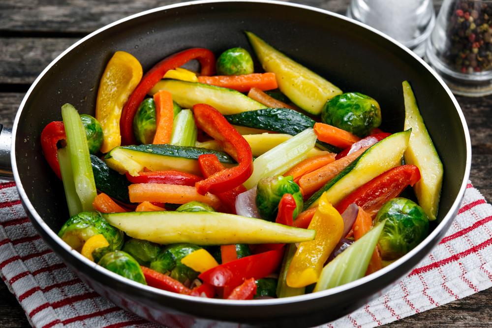 veggies Ayurvedic diet