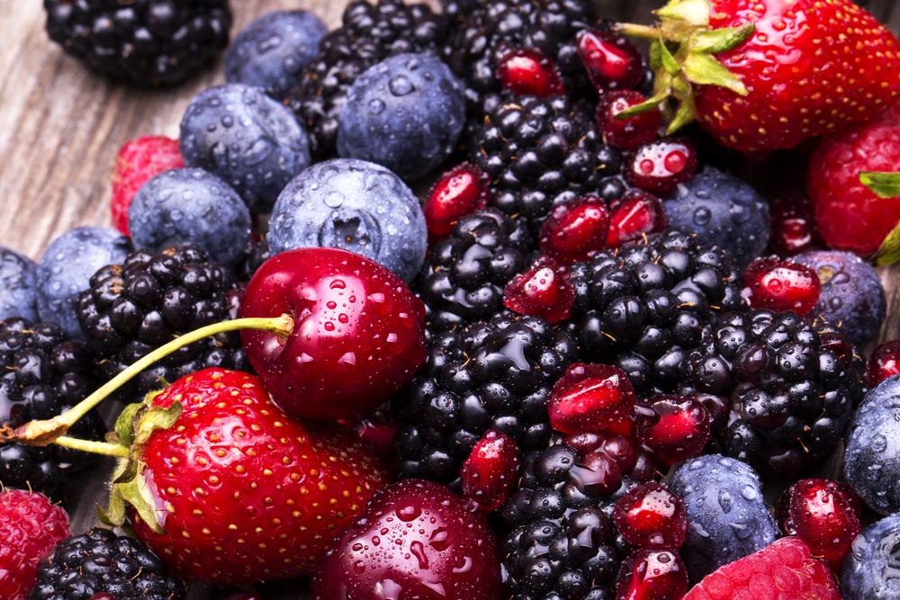 berries Osteoarthritis