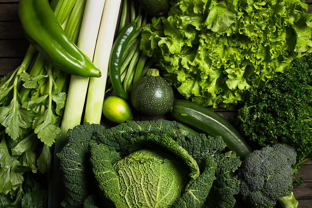 leafy greens Osteoarthritis