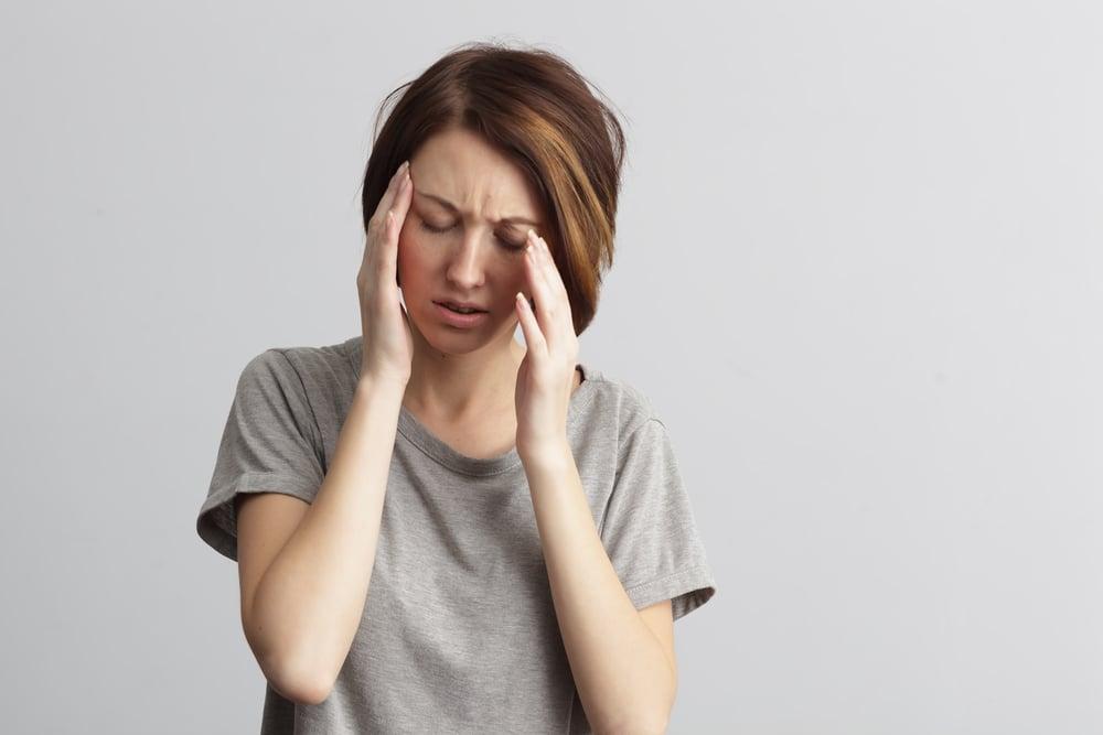headaches Galactorrhea
