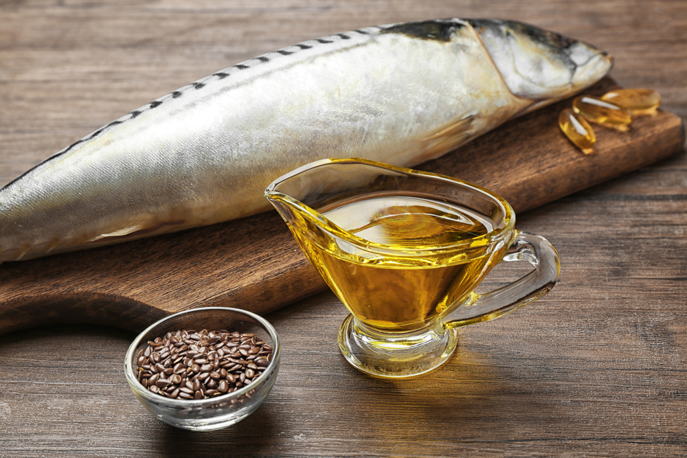 fish oil Celiac