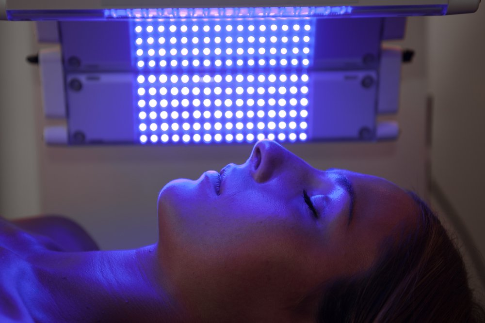 light therapy Pityriasis