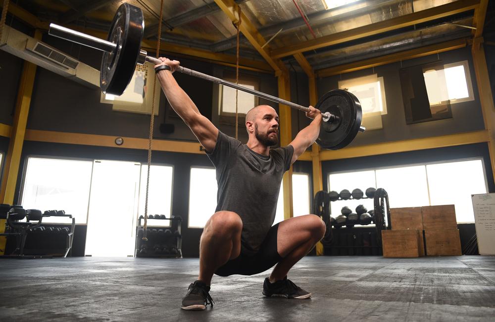 healthy CrossFit