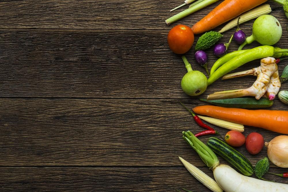 Salmonella infection vegetables