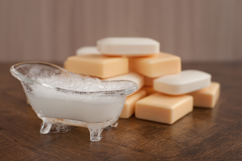soap Pityriasis