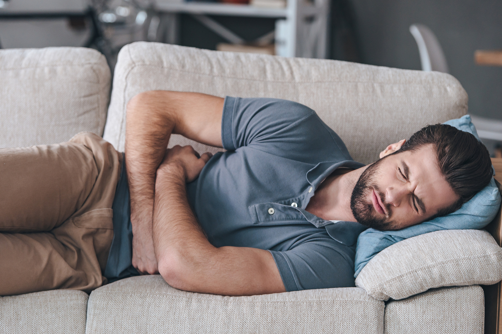 stomach pain Duodenal
