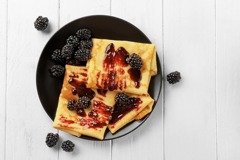 blood sugar eat blackberries