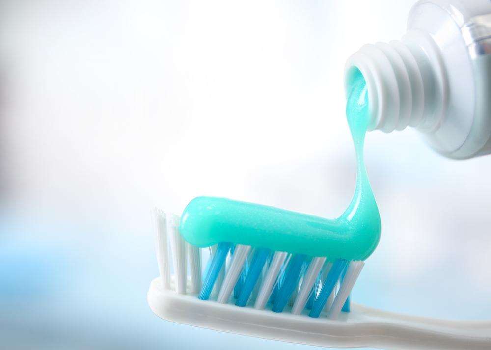Cause - Fluoridated Toothpaste Dermatitis