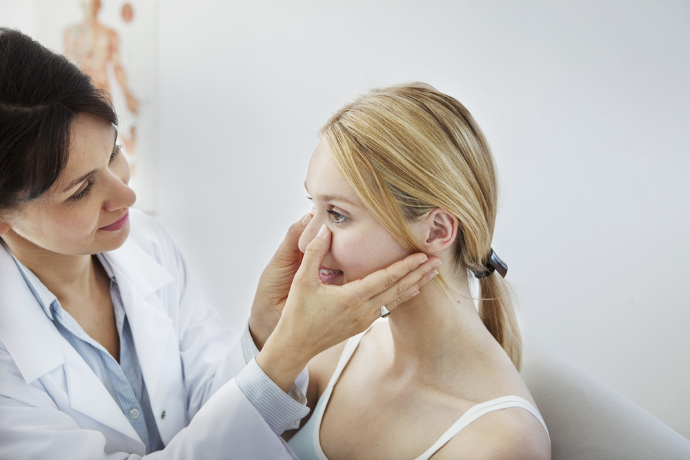 Treatment for clogged tear ducts in adults