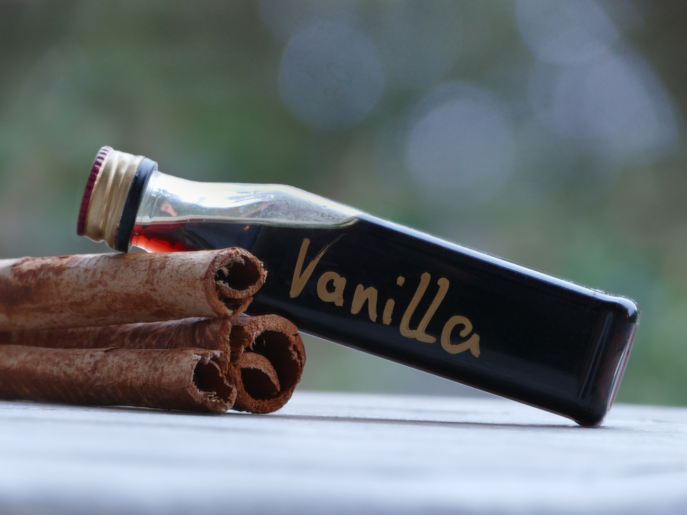 weight loss Vanilla extract