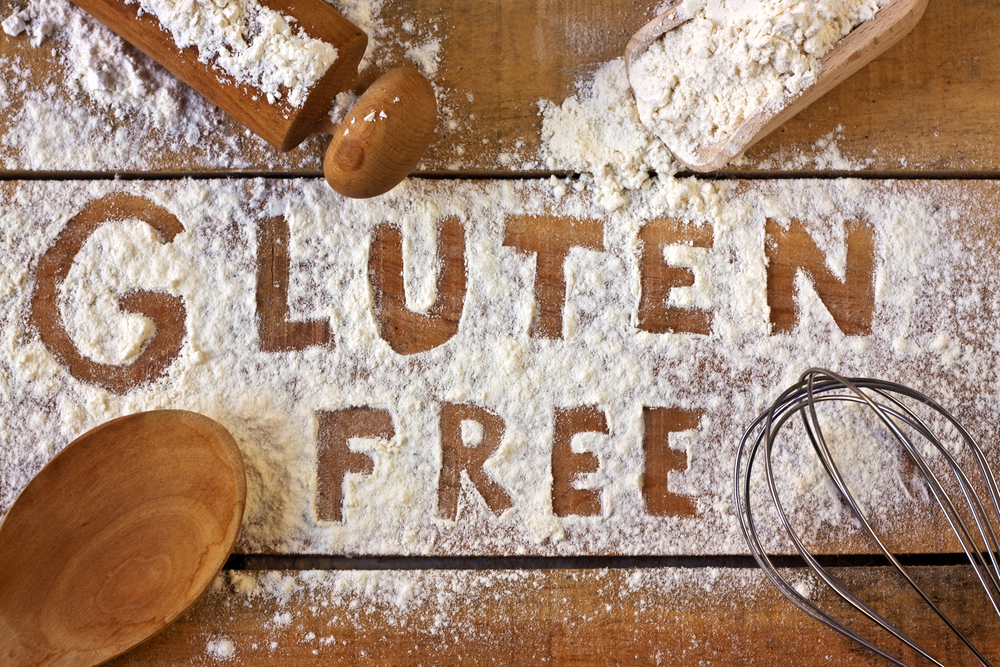 Chickpea flour gluten free