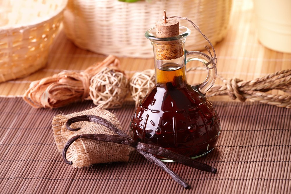 health benefits of Vanilla extract