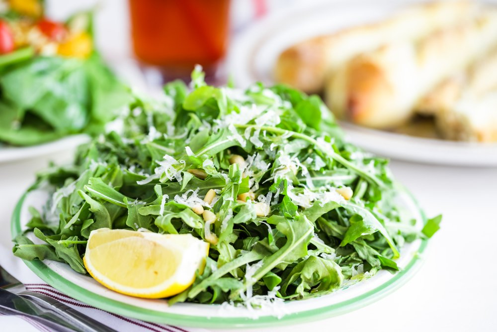 Acts as an Excellent Detoxifier Arugula