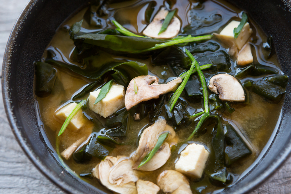 Heal Radiation Exposure with Miso Soup
