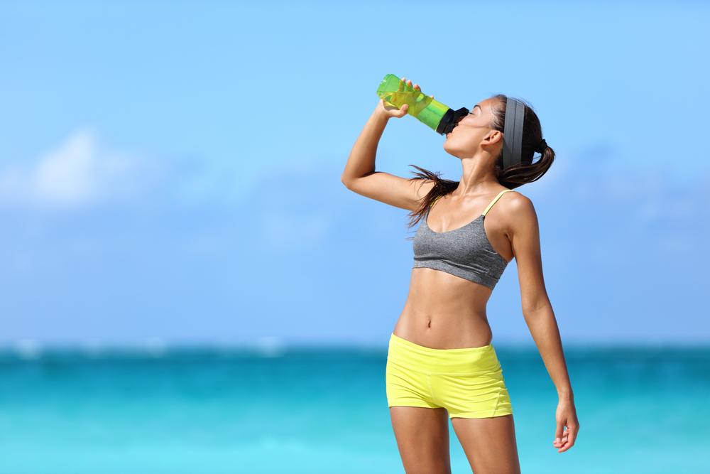 Keeps Body Hydrated Cantaloupe