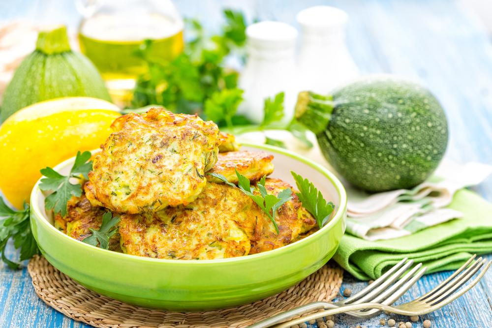 Lowers Cholesterol Levels Zucchini