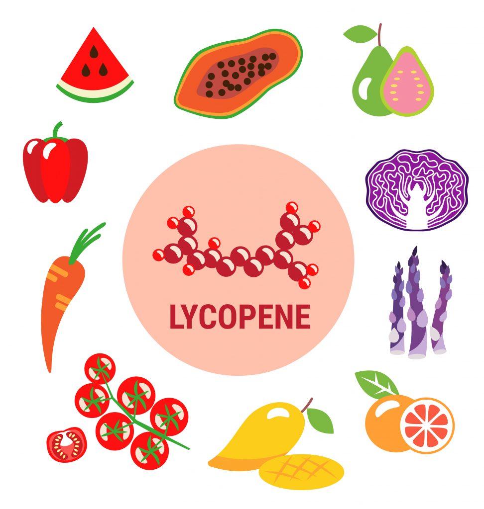Lycopene Levels