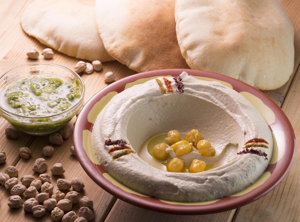 Prevents Colon Cancer Hummus