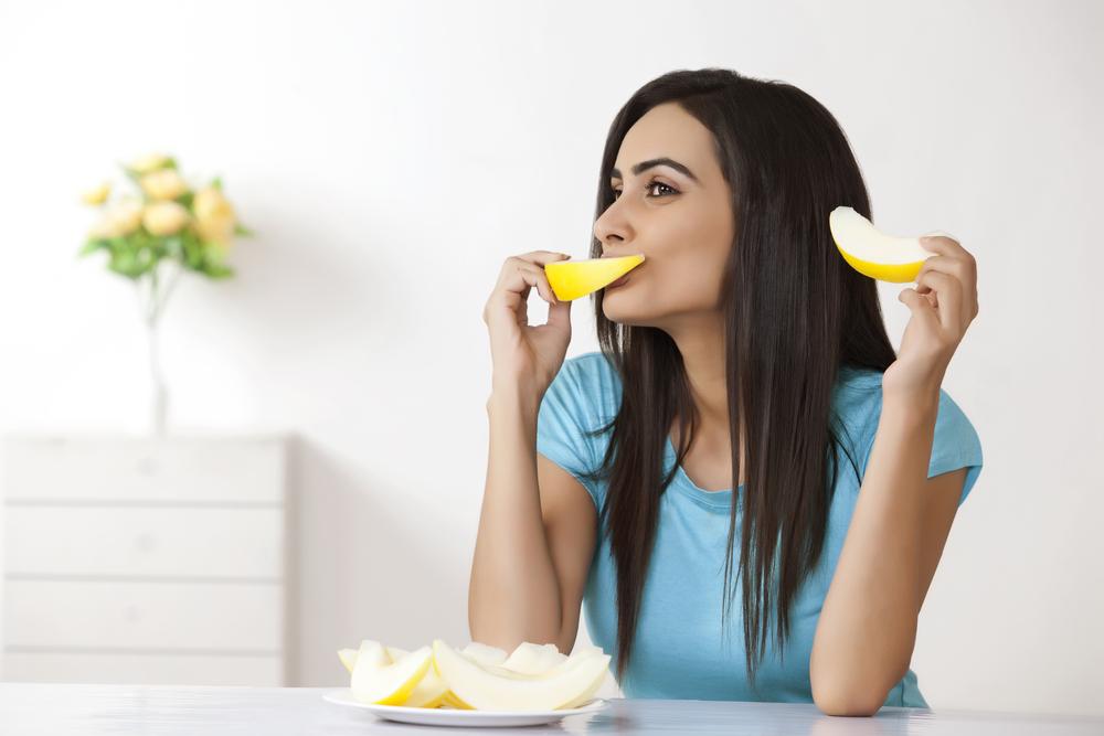 Promotes Digestion Cantaloupe
