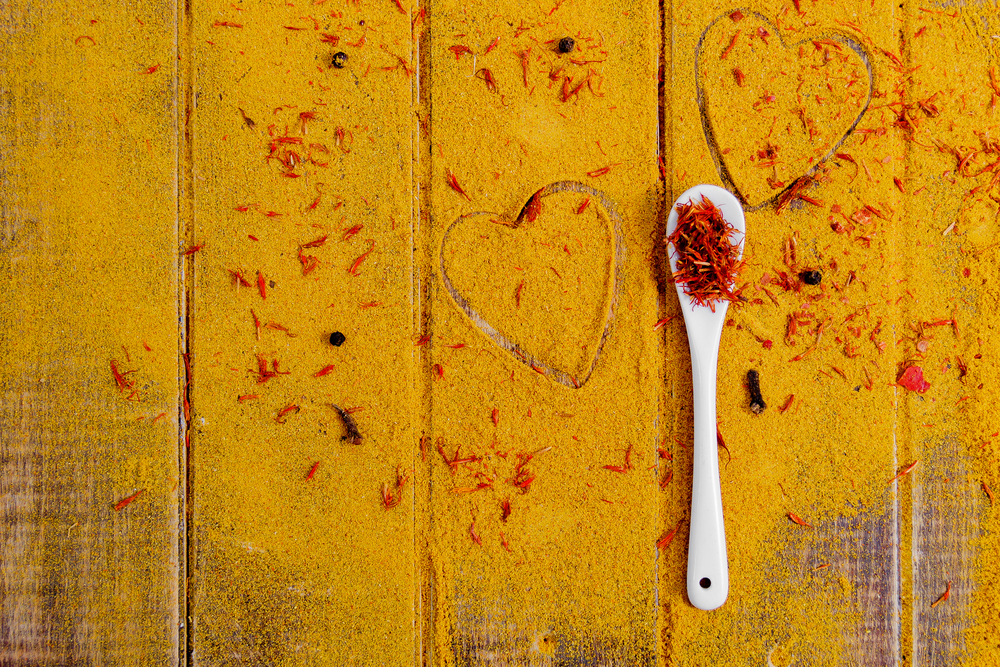 Reduce Risk of Heart Disease saffron spice