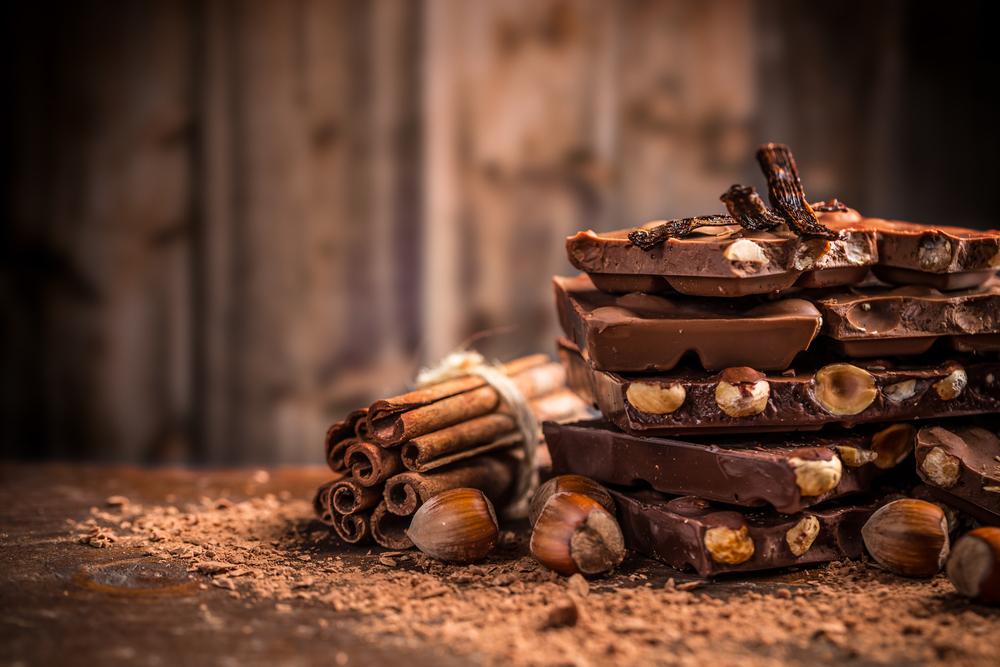 Rich in Nutrients dark chocolate
