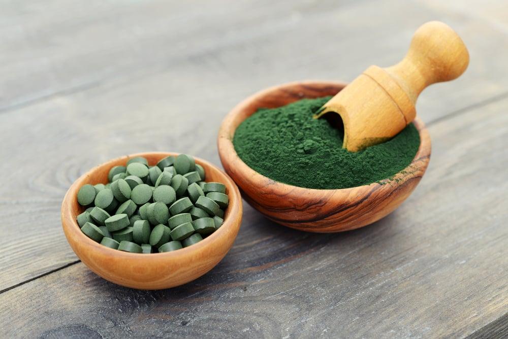 Supports Heavy Metal Detoxification Chlorella