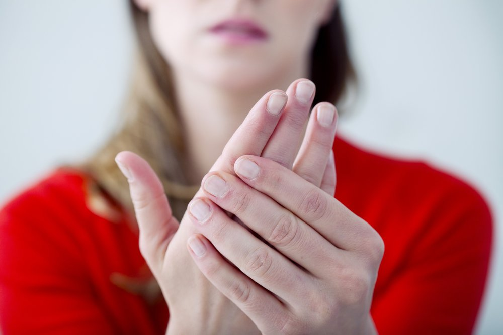 What are the major types of Raynaud's disease?