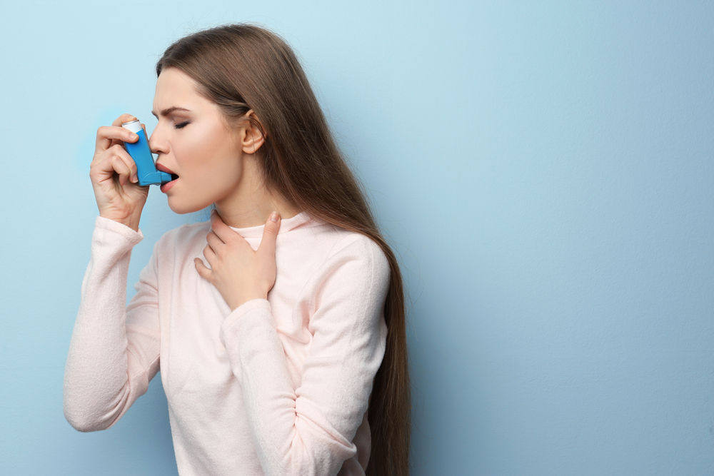 9) Improves Asthma and Overall Breathing