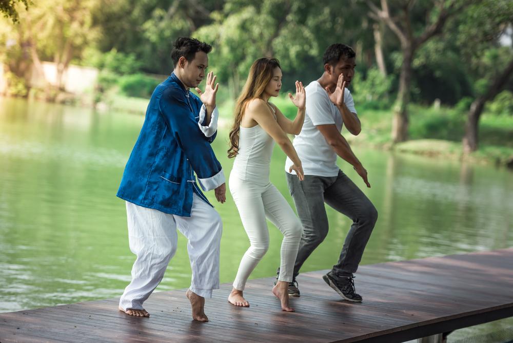 Basic Qigong Techniques