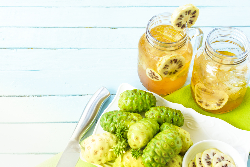 Combats Inflammation noni juice