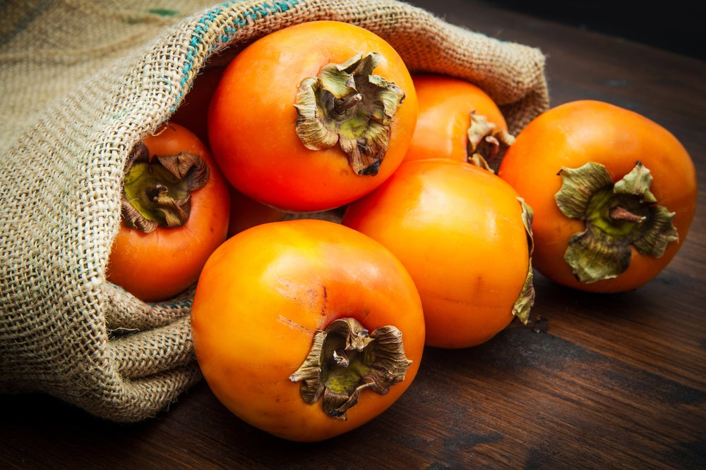 Enhance Thyroid Health Persimmon
