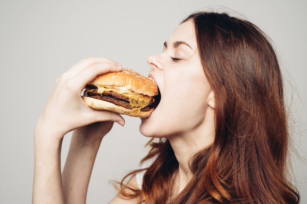 Fast Food Burgers Brain