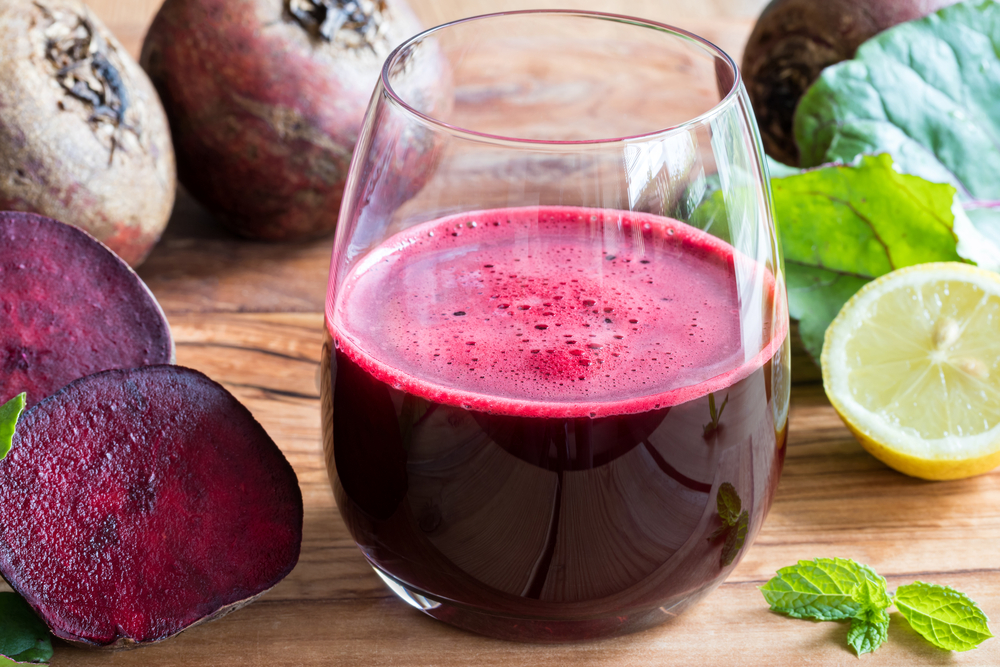 Get Glowing Skin Beetroot