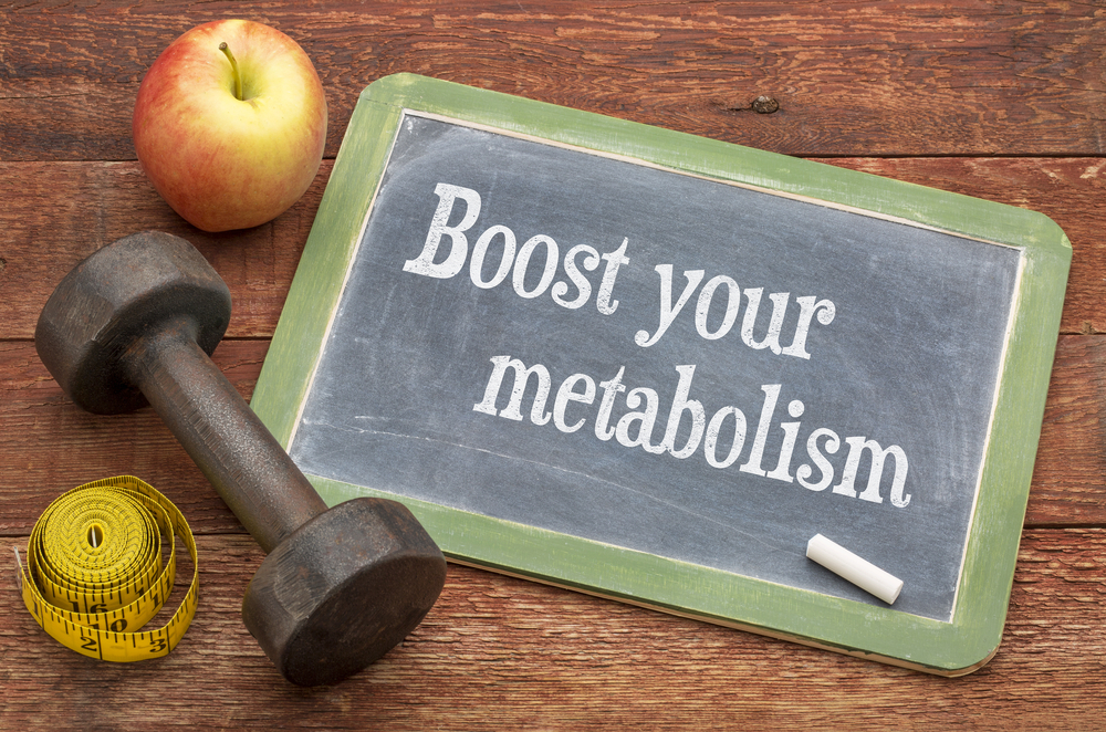 Helps Regulate Metabolism