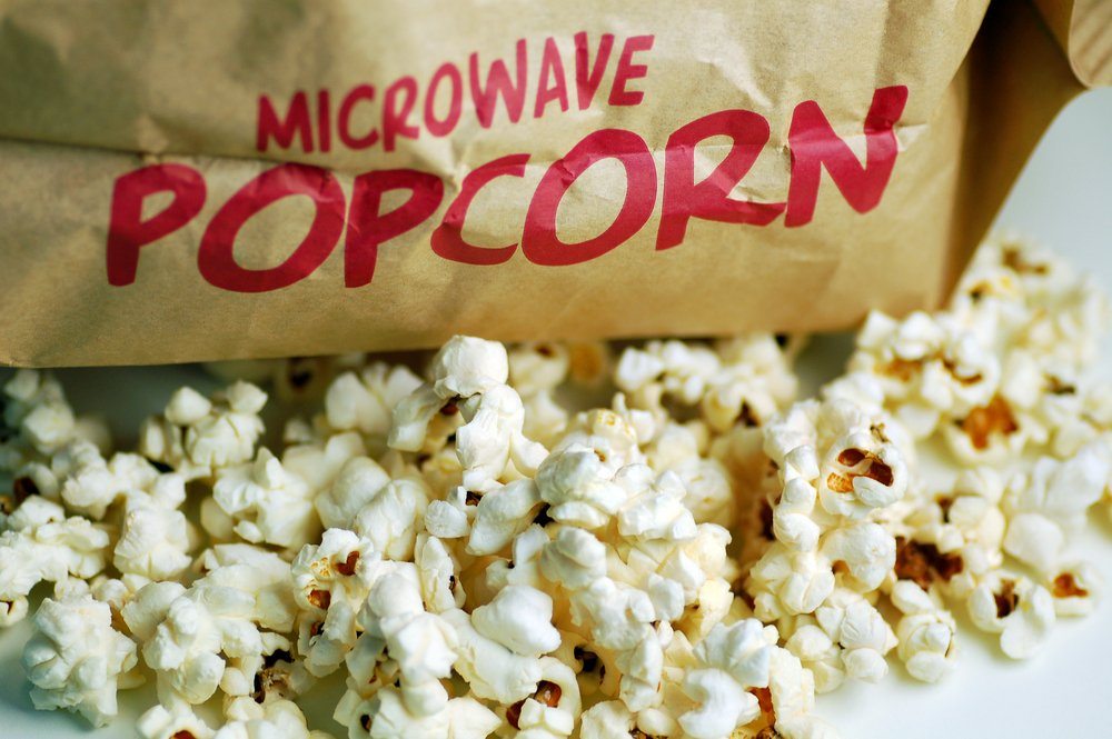 Microwave Popcorn Brain