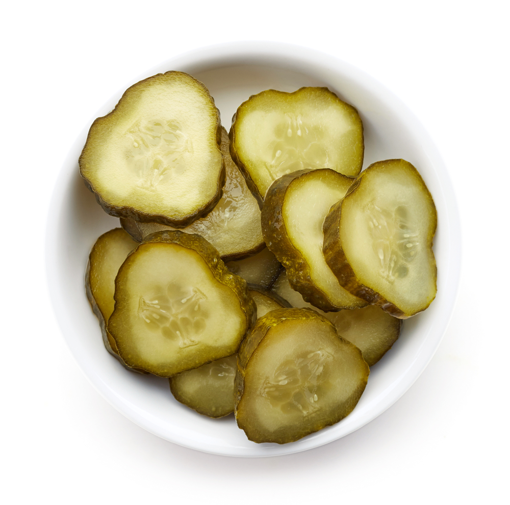 Possible side effects of pickles