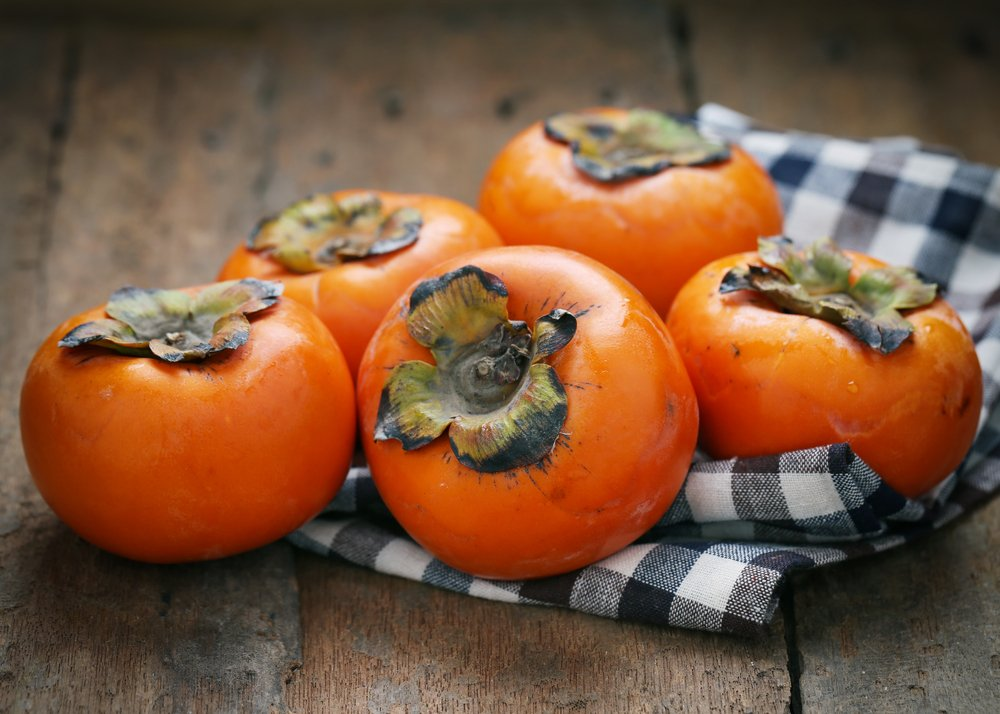 Prevent Tumors Persimmon