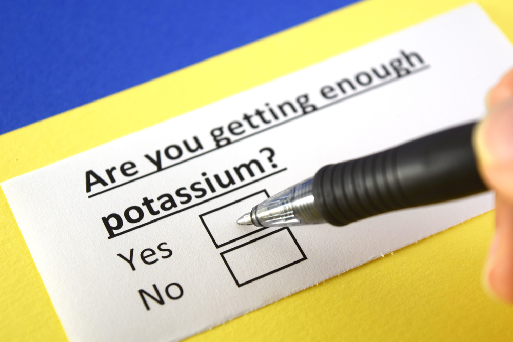 Supplies potassium for regulating the body's liquid balance