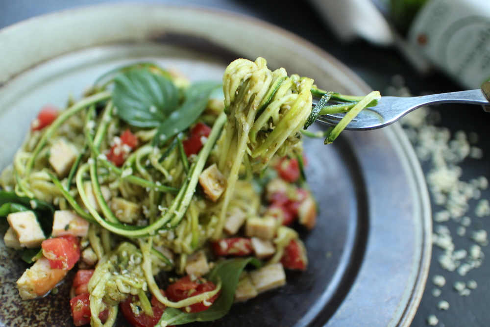 Tasty Zoodle recipes