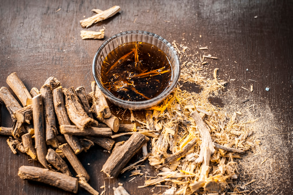 Use Licorice Root
